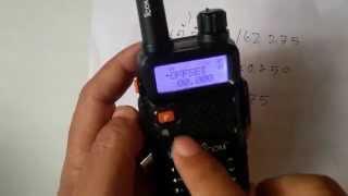 ว ธ ต งช อง duplex icom v