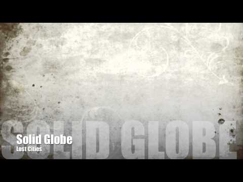 "Solid Globe ""Lost Cities"""