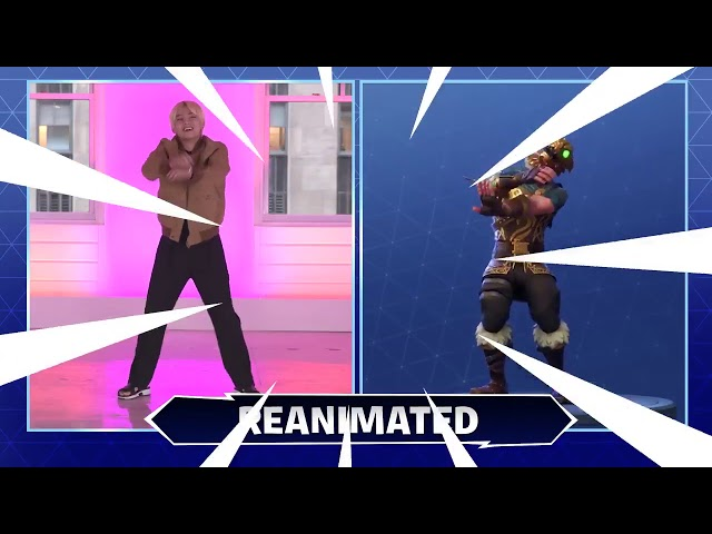BTS FORTNITE DANCE CHALLENGE | the tonight show with jimmy fallon