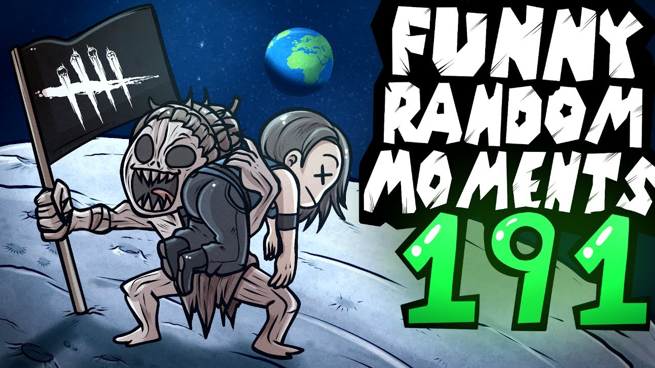 Dead by Daylight funny random moments montage 191