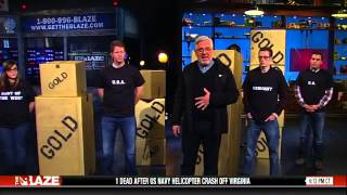 Glenn Beck: What really happened to the German gold housed in the United States?