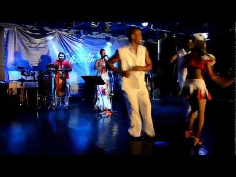 CUBALCANICA- Cuban Group - NEGRITA DE MI TORMENTO.avi