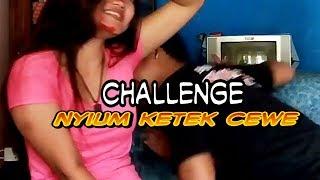 #challenge_cium ketek cewe