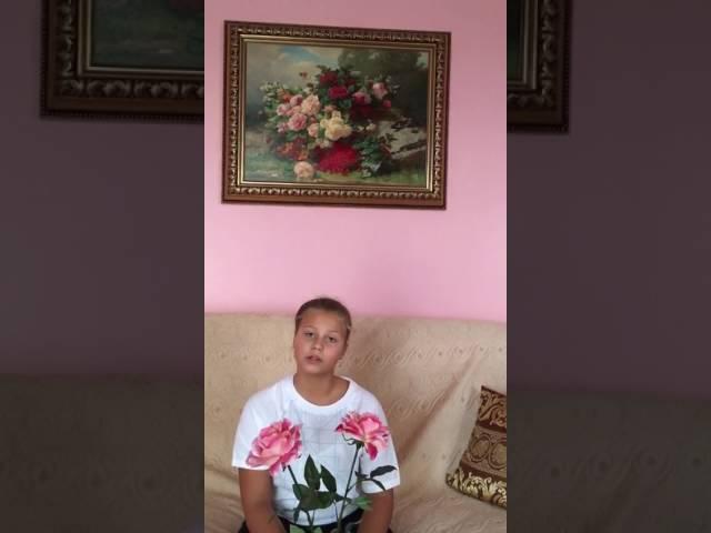 Светлана Волтунова читает произведение «Розы» (Бунин Иван Алексеевич)