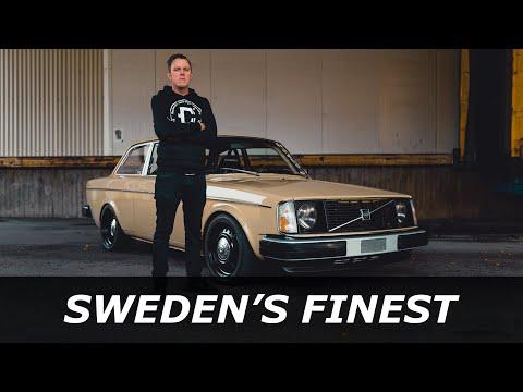 Swedens Finest - E3 - Per's Insane 739HP Volvo 242 Sleeper
