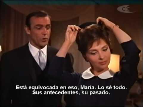 La mujer de paja / Gina Lollobrígida & Sean Connery
