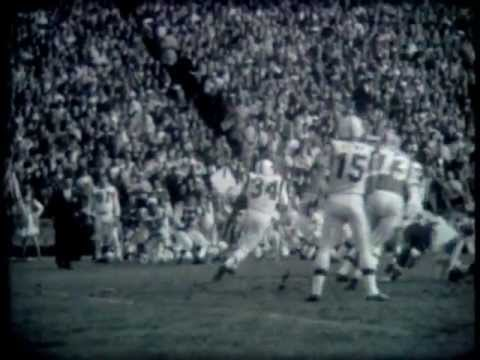 Old Broncos-Buffalo Game