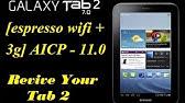 OmniROM 7 1 2 Galaxy Tab 2 (7 0 and 10 1) - YouTube