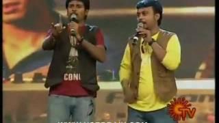 Kolaveri Song - Sivakarthikeyan in TR Voice