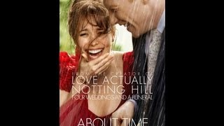 About Time  Movie Trailer 2013)