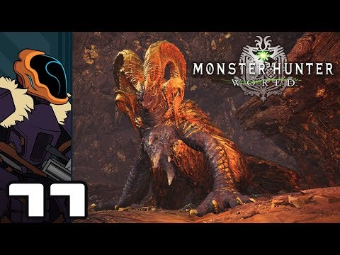 Let's Play Monster Hunter World - PS4 Gameplay Part 77 - Loo