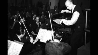 """Furtwängler - Tchaikovsky : Symphony No.6 """" Pathetique """" -3rd mvt."""