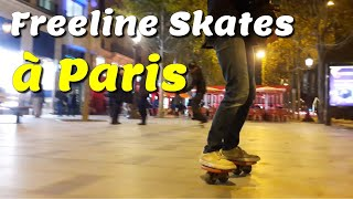 Freeline Skates à Paris