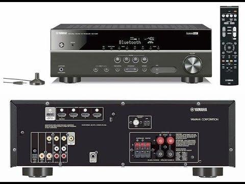Yamaha AV Receiver HDMI sound problem fixed
