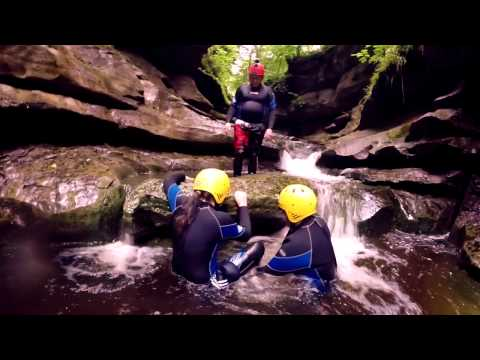 The Adventure at How Stean Gorge