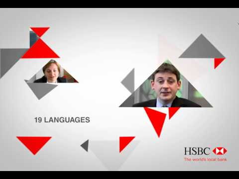 HSBC International Presentation