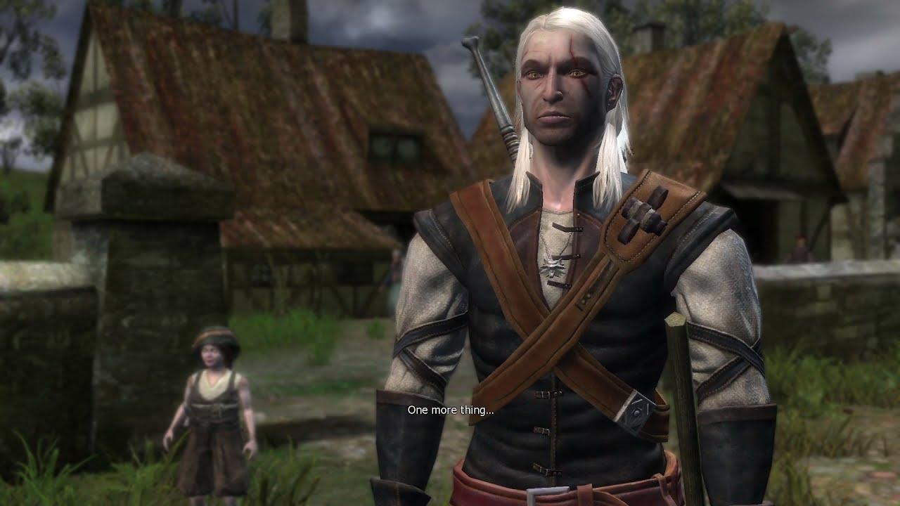 The Witcher: EE - 05 - Peasants