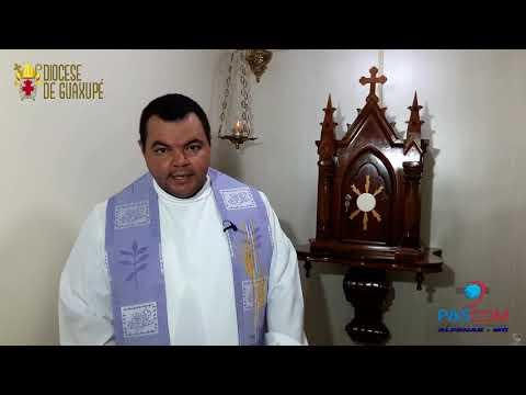 Evangelho Diário - Quarta Feira - 10/04/19 - Paróquia São Pedro Apóstolo - Alfenas/MG