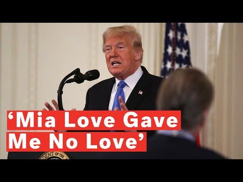 Trump Mocks Republican After 2018 Midterms Result: 'Mia Love Gave Me No Love'