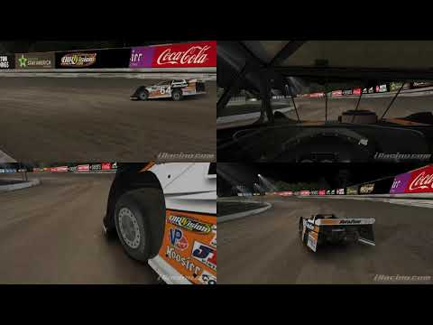 iRacing Volusia Speedway Park Limited Late Model