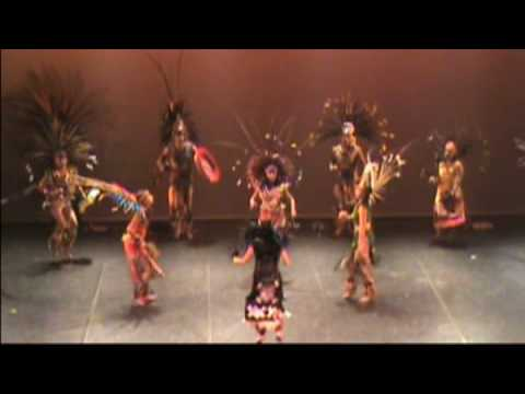 La Danza Encantada. Danza Azteca