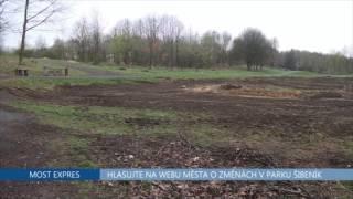 Jak využít plochy bývalých betonových hřišť na Šibeníku?