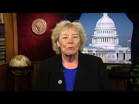 Congresswoman Zoe Lofgren video speech for Housing Trust's 2013 Investor Briefing event