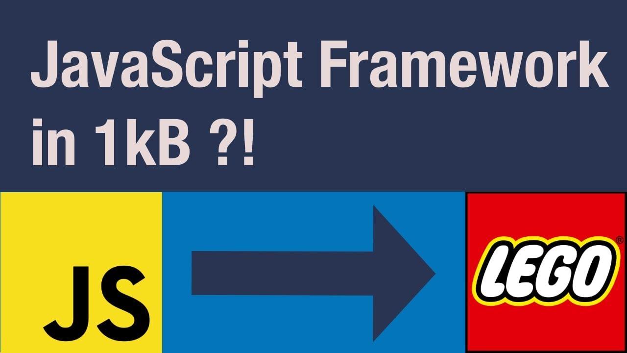 JavaScript Framework in 1kB Is Hyperapp better than React.js / Vue.js ?
