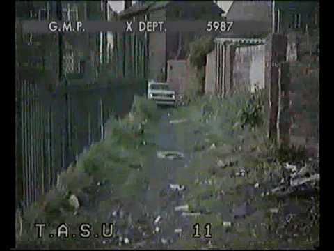 Police Chase Rover 200 Manchester