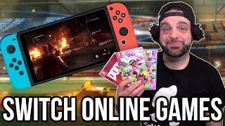 Best Nintendo Switch Online Multiplayer Games Rgt 85 Youtube