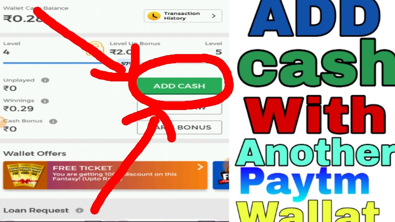 How to add money in winzogold with another Paytm wallet also how to change  your wingogold mobile no