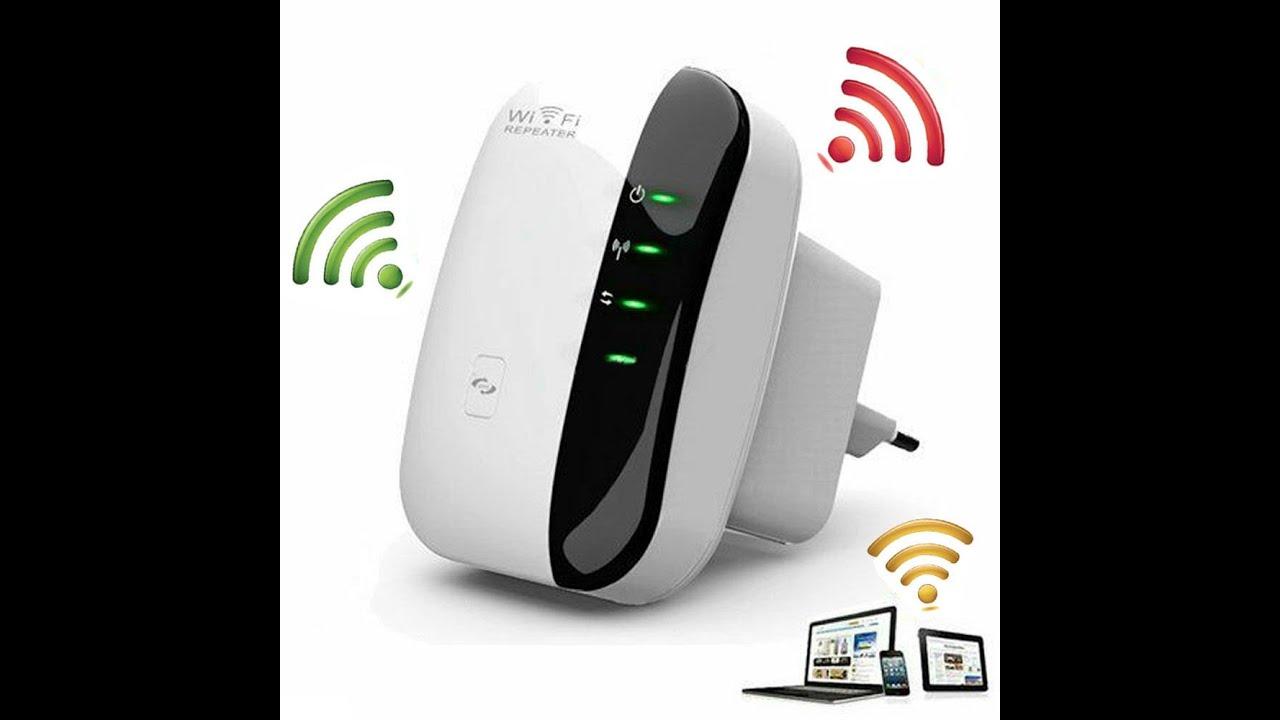 Wireless Repeater Tutorial