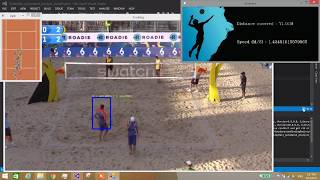 Volley Ball Player Automated Analysis Demo