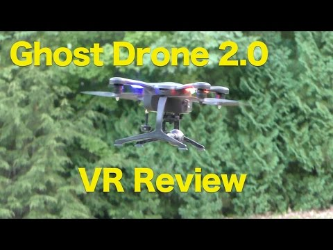 GhostDrone 2 0 VR Review, The 4K Camera VR Ghost Drone You Fly With Your Phone