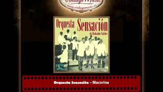 ORQUESTA SENSACION Perlas Cubanas. Valdés Barroso Tabenito Macorina