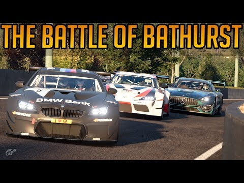 Gran Turismo Sport: The Battle of Bathurst thumbnail