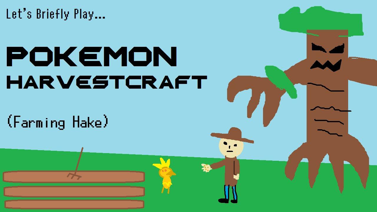 Cheat pokemon harvestcraft