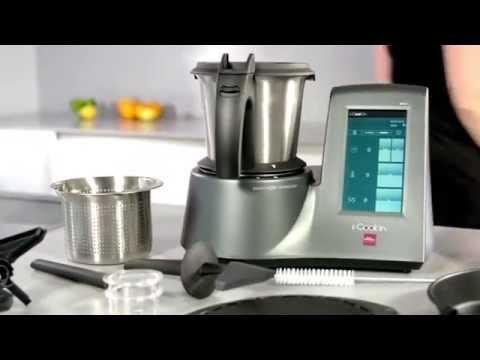 i-Cook'in il robot degli Chef