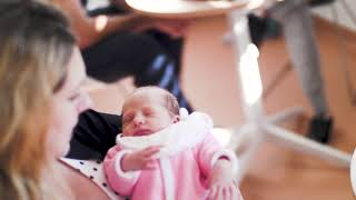 Présentation de la maternité de la Clinique La Croix du Sud