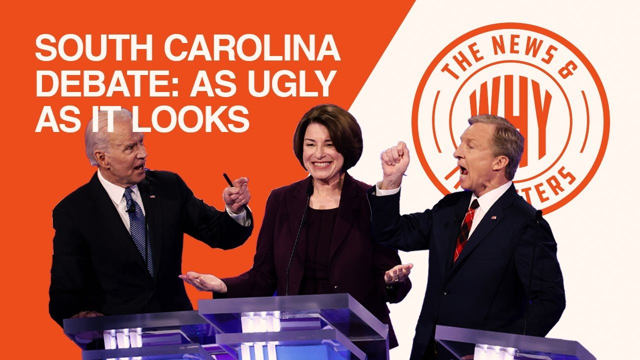 Who's the Biggest Loser After South Carolina Debate? | The News & Why It Matters | Ep 479