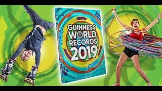 Рекорды Гиннесса за 2019 год Результаты/Guinness World Records 2019 Results