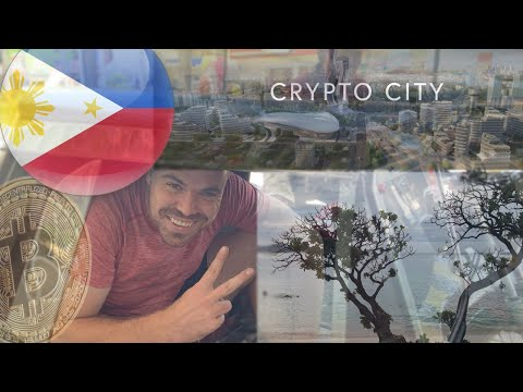 Crypto City on the Rise in Philippines 🇵🇭