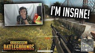 IM INSANE in PUBG Xbox! (Xbox One X)
