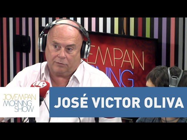 José Victor Oliva - Morning Show - 15/12/16