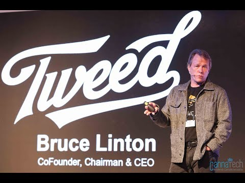 CannaTech 2017 - Oh Cannada! The Art of Storytelling and Superior Cannabis Branding .@Tweed