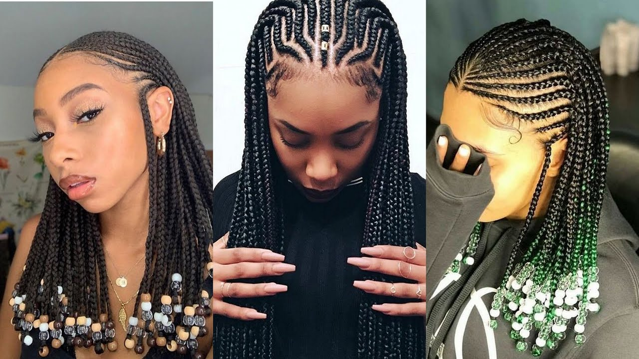 Rocky Hairstyles For Ladies 2020 Cornrow Braids Hairstyles Latest Hairstyles You Should Try Out Youtube