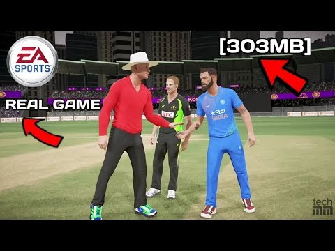 [Real Game] How To Play EA Sports Cricket 2003 Game In Android Device With Proof (Working 💯) [Hindi