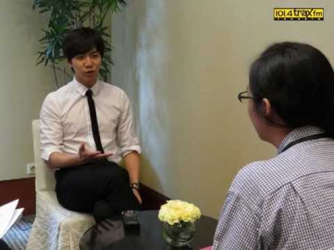 An Interview with LEE SEUNG GI