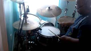 Zacardi Cortez, John P. Kee - One More Time (Drum Cover)