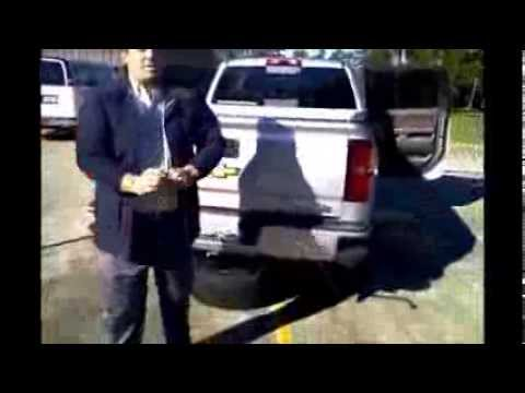 How To Lower Your Spare Tire 2014 Chevy Silverado Youtube